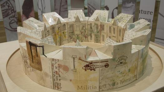'Fortress' 2005 - Stephen Dixon