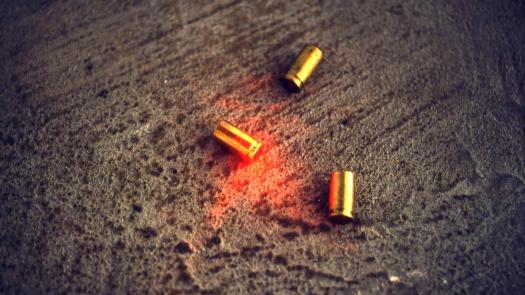 Bullets & Laser - Johnny Magee