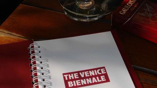 The Venice Biennale - Pavel Büchler