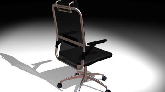 Task Chair - Client Concept - David Grimshaw