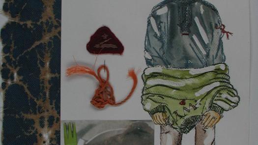 drawing 1 - Annie Shaw