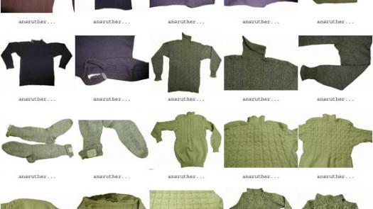 Historical seamless garments 1 - Annie Shaw