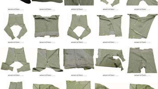 historical seamless garments 2 - Annie Shaw
