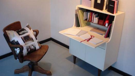 Sitting Room, Alsager Arts Centre, 2006