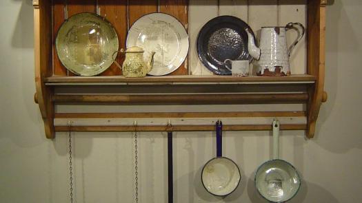 'Beyond the Seas'. Bush pantry, 2008 - Stephen Dixon