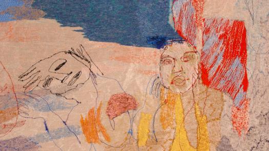 Odyssey, detail - Alice Kettle