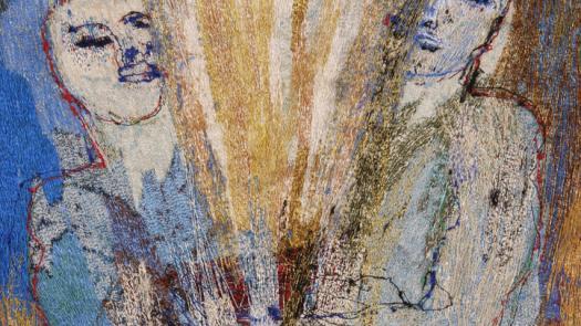 Bag of Winds, detail - Alice Kettle