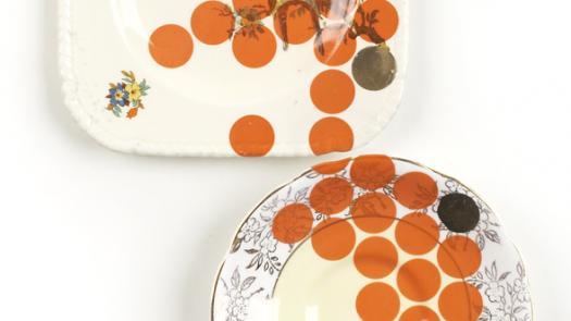 Continuous dots: orange - CJ O'Neill