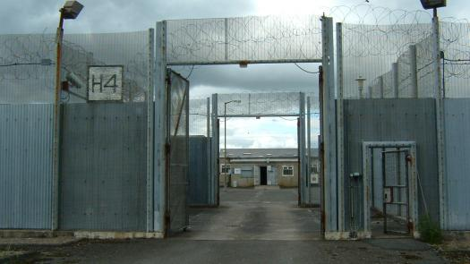 H4, Maze Prison June 2007 - Fionna Barber