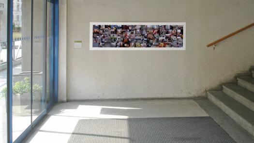 Work (All the cigarette breaks, National Gallery, Prague, March-June 2008) - Pavel B�chler