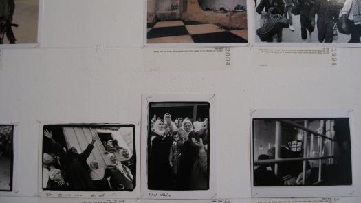 'Act of State' exhibition, Tel Aviv, 2007 - Simon Faulkner