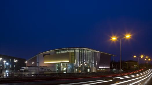 Middleton Arena | Exterior - Richard Brook