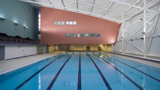 Middleton Arena | Pool hall - Richard Brook