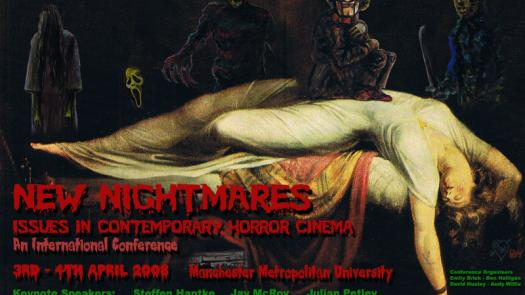 New Nightmares poster