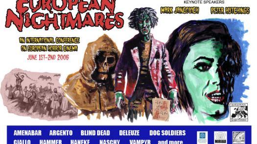 European Nightmares poster