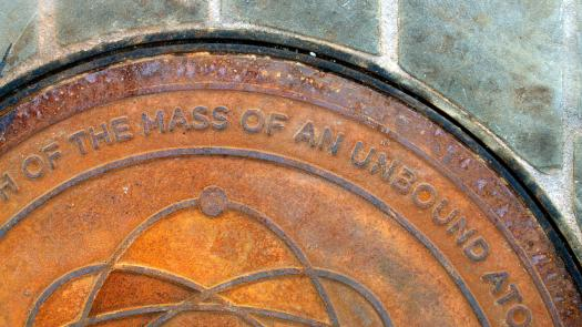 Cockermouth Market Place manhole cover - Becky Sobell