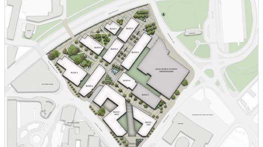 Leeds Civic Quarter_Masterplan - Eddy Fox