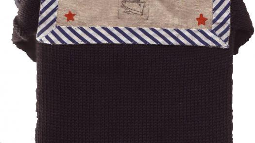 Sailor gansey 2 - Annie Shaw