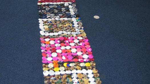 Stitching Up Oxford Rd - Lynn Setterington