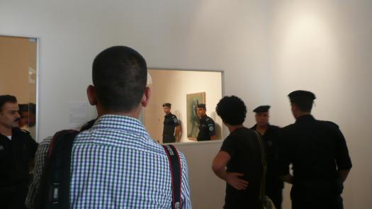 'Picasso in Palestine', Ramallah, West Bank, 2011