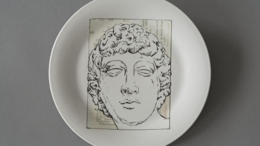 Plate 1 - Stephen Dixon