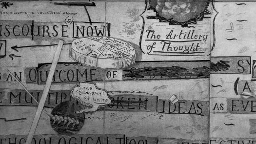 Your Answer is Mine (detail) - David Osbaldeston