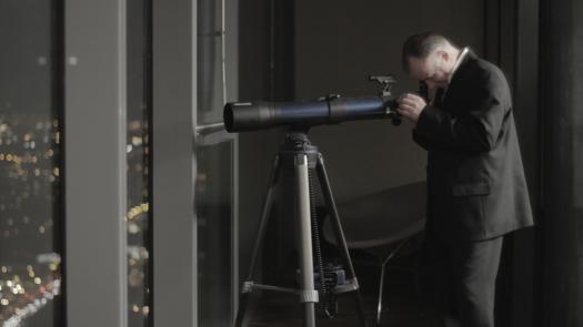 Babel Fiche, 2012, film still - Dave Griffiths