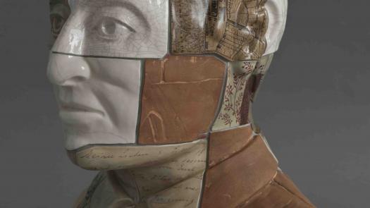 Restoration; Carl von Ossietsky - Stephen Dixon