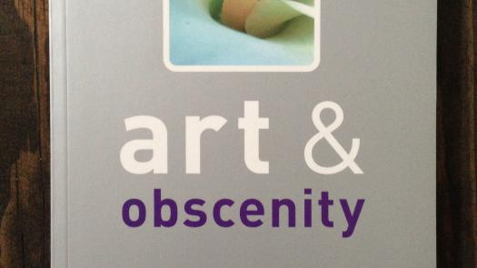 ART & OBSCENITY by Prof. Kerstin Mey (2007)