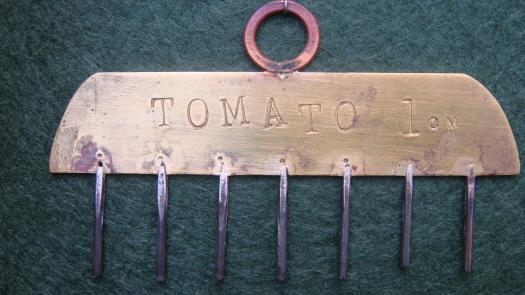 Tomato Seed Spacer