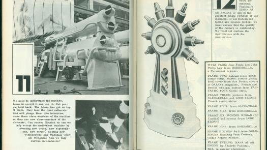 New Worlds' writers admired Paolozzi's 'science fiction' art - David Brittain