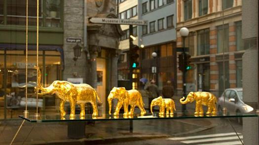 Gold for Oslo - Brigitte Jurack