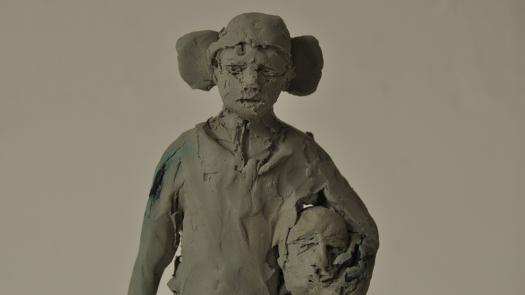 Athens figures - Brigitte Jurack