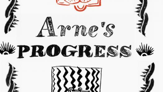 Arne's Progress - Desdemona McCannon