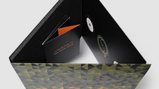 03. 2014: AUDINT - 'Martial Hauntology' (AUDINT Records) - Toby Heys