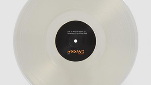 06. 2014: AUDINT - 'Martial Hauntology' (AUDINT Records) - Toby Heys