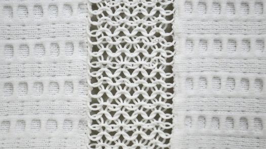 3D Print/ Knit Sample - Mark Beecroft