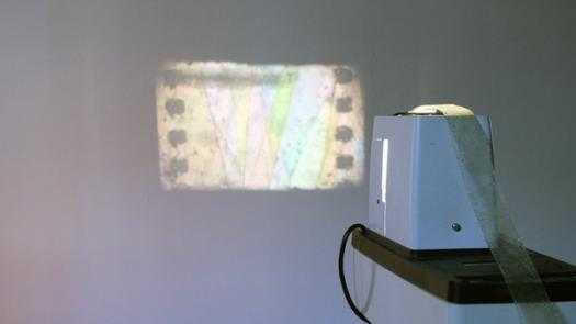 The Return of Willy Pete, 2012, installation view
