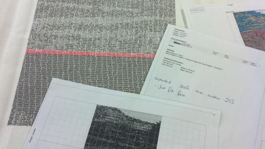 Digital design visual tests - Joe McCullagh