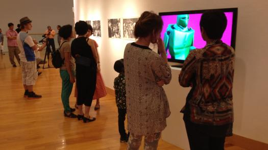 Actor at Bangkok Arts and Cultural Centre