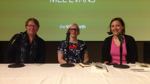In conversation with Mel Evans, author of Artwash: Big Oil & the Arts at The Whitworth, 25 June 2015 - Danielle Child