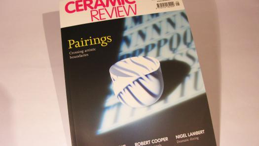 pairings ceramic cover - Liz Wheeldon-Wyatt