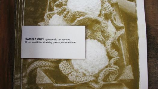 Knitting Pattern - Liz Wheeldon-Wyatt