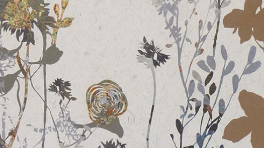 Ruthin Artists Stories Wallpaper by Rachel Kelly - Rachel Kelly