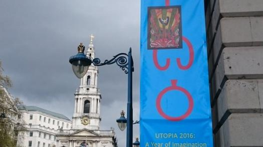 UTOPIA: A Year of Imagination and Possibility at Somerset House, London