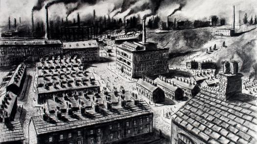 Bradford Pit Project: David Howe
