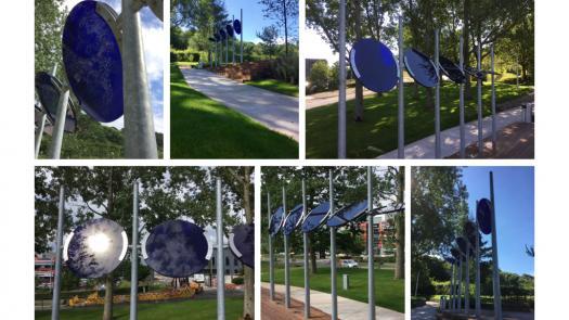 The Blue Garden - Lucy Gannon
