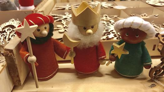 Three Kings, Christmas crafts - Martyn Evans