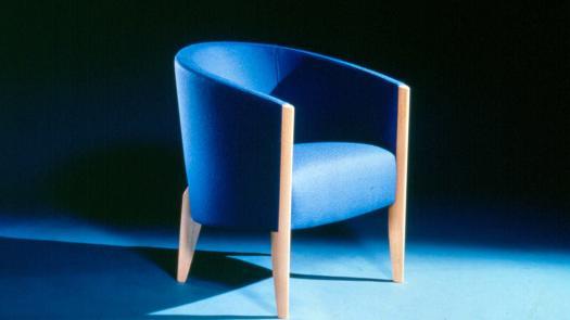 Ellipse Chair - Davison Highley - David Grimshaw