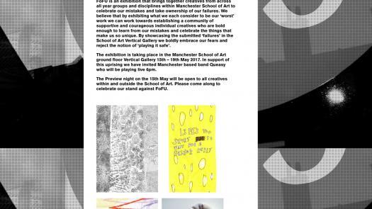 FoFU the exhibition